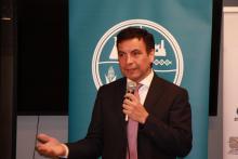 Pedro Ibarra, Jefe de la División de Metrología